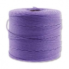 1 Rolle S-Lon Bead Cord TEX135 Violet