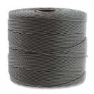 1 Rolle S-Lon Bead Cord TEX135 Gray