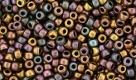 #2 - 10g MATUBO Seed Beads 8/o Matte Met. Bronze Iris