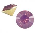 #25 - 2 Stück Chaton 8 mm (SS39) - cyclamen rose opal
