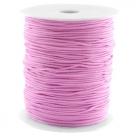 0,5 m Gummiband Stärke 1 mm - violett lila