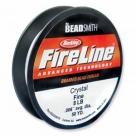 Fireline von Berkley - 0,17 mm (8 LB) - crystal - ca. 45,5 m