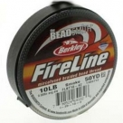 Fireline von Berkley - 0,20 mm (10 LB)  - smoke - ca. 45,5 m