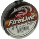 Fireline von Berkley - 0,20 mm  - crystal - ca. 45,5 m