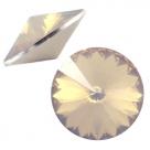 1 Stück Rivoli 12 mm (1122) - opal lt topaz
