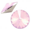 1 Stück Rivoli 12 mm (1122) - opal rose