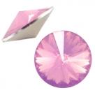 1 Stück Rivoli 12 mm (1122) - opal french rose