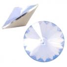 1 Stück Rivoli 12 mm (1122) - opal lt sapphire