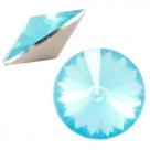 1 Stück Rivoli 12 mm (1122) - opal aqua