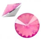 1 Stück Rivoli 12 mm (1122) - opal rosé