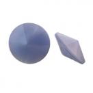 1 Glas-Rivoli Ø 12 mm - Sky Blue Pearl