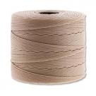 1 Rolle S-Lon Bead Cord TEX135 Naturell