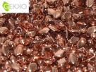 #01.03 - 50 Stck. Gekko Bead 3x5 mm - Crystal Capri Gold