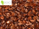 #01.05 - 50 Stck. Gekko Bead 3x5 mm - Crystal Sunset
