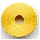 1 Spule/Bobbin Nylonfaden - gold