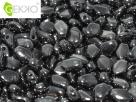 #01.04 - 50 Stck. Gekko Bead 3x5 mm - Crystal Chrome Full