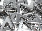 5 Stück AVA Beads 10x4 mm - Crystal Labrador Full
