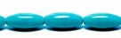 #29.00 - 4 Stück Perlen Ø 15*6 mm - opak hellblau
