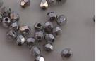 #02.1 50 Stück - 3,0 mm Glasschliffperlen - crystal labrador full