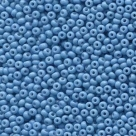 #04.01 - 10 g PRECIOSA Solgel Rocailles 08/0 3,0 mm - Opaque Pacific
