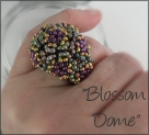Anleitung Set Blossom Dome Ring, Kette & Ohrhänger  - pdf
