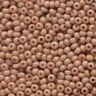 #01.00 - 10 g PRECIOSA Solgel Rocailles 06/0 4,0 mm - Opal Wheat