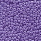 #02.00 - 10 g PRECIOSA Solgel Rocailles 06/0 4,0 mm - Opal Amethyst