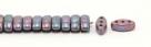 #02.07 - 25 Stück CALI Beads 3x8 mm - Chalk White Vega Iris