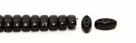 #04.00 - 25 Stück CALI Beads 3x8 mm - Jet