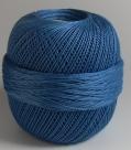 50 Gramm Häkelgarn Maxi blau N° 15