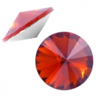 1 Glas-Rivoli 1122-12 mm - Red Magma