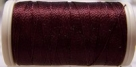 Nylbond 60 m d. Fa. Coats Farb-Nr. 8546 rotbraun