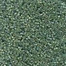 10 Gramm Miyuki Seed Beads 11-4506 Tr. Sea Foam Picasso