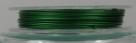 1 Rolle Stahldraht/nylonummantelt - grün