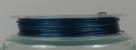 1 Rolle Stahldraht/nylonummantelt - blau