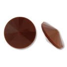 1 Glas-Rivoli Ø 18 mm - Chocolate