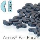 23980-79031 - 25 Stück - Arcos Par Puca - 5x10 mm - Metallic Matte Blue