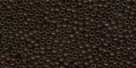 10 g TOHO Seed Beads 11/0 TR-11-0046 D - Opaque Dk Chocolate Brown