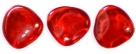 #07 50 Stck. Rose Petals 8*7mm - siam ruby