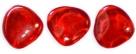 #07 50 Stck. Rose Petals 8*7mm - siam ruby
