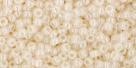10 g TOHO Seed Beads 11/0 TR-11-0147 - Ceylon Lt Ivory (C)