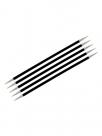 1 KnitPro Karbonz Nadelspiel Ø 1,50 mm - 15 cm Länge