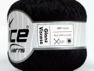 50 Gramm Glanz-Viskose  - black