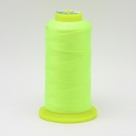Nylon Nähgarn, neongrün, 0.4 mm; ca. 400 m / Rolle