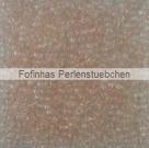 10 g TOHO Seed Beads 11/0 TR-11-1813 - Tr. Rainbow Pastel Peach (E)
