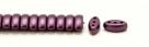 #21.00 - 25 Stück CALI Beads 3x8 mm - Pastel Bordeaux