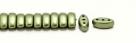 #21.02 - 25 Stück CALI Beads 3x8 mm - Pastel Olivine