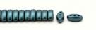 #21.01 - 25 Stück CALI Beads 3x8 mm - Pastel Petrol