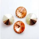 1 Resin-Rivoli 16 mm - peach