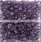 #02.00 - 50 Stück Teacup Beads 2x4 mm - Tanzanite
